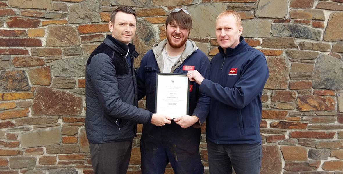 Bristol Apprentice Gains Craft Accreditation - Billington ...