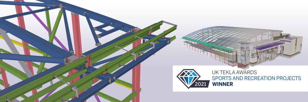 Tekla Awards 2021 Success! Billington Structures